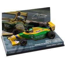 Michael Schumacher BENETTON Ford B192 Belgium GP 1992