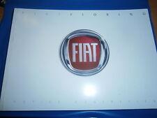Fiat FIORINO 2008-2009 : notice d'utilisation pochette