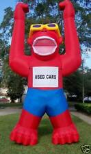 20' INFLATABLE GORILLA/BLOWER 4 ADVERTISING PROMOTIONS