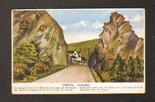 """AHRTAL (ALLEMAGNE) HOTEL """"LOCHMUHLE"""" début 1900"""