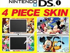 NDSi DSi-Mickey Mouse - 4 pièces-AUTOCOLLANT / PEAU UK