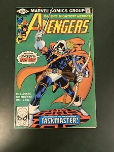 Marvel Avengers 196 First Appearance Taskmaster High Grade CGC It Black Widow
