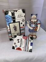 Villeroy & Boch Limited Collectible Porcelain Cat Kater Benedikt Family 1748 IOB