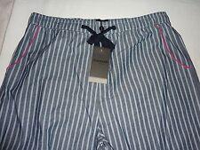BNWT Duchamp Cotton Blue Striped Loungepant/ Pyjama. Size XL. Gift Idea!