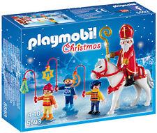 PLAYMOBIL 5593 Grande Sfilata di Natale - NUOVO - SECONDA SCELTA [COS1230]