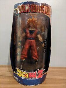 Dragon Ball Z Fusion Collection - Super Saiyan 3 SS3 Goku - IF Labs - New - 2002