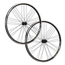 VUELTA 28 pollici set ruote bici Airtec1 Shimano Deore HB / FH-T610 nero