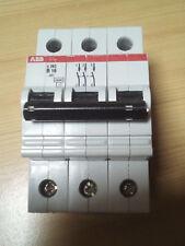 ABB Sicherungsautomat Leitungsschutzschalter 3polig K6 10 16 20 25 40A,B32,C63