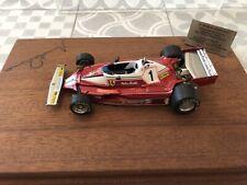 Ferrari 312 T2 Make Up/tameo Nicola Ricco N.bbr,bosica,mfh,amr,tron