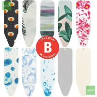 Brabantia Replacement Ironing Board Table Cover, Size B - 124x38cm - All Designs