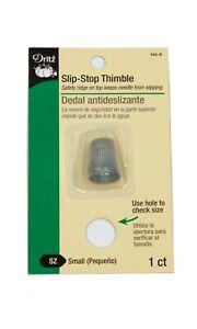 Dritz Slip-Stop Thimble Size Small (6)