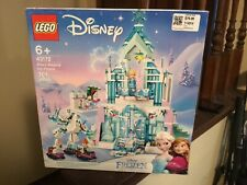 LEGO Disney Princess Elsa's Magical Ice Palace 43172 Toy Castle MIB Unopened
