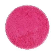 40*40CM Thickened Circular Carpet Mats Dining Room Bedroom Carpet Floor Mat US