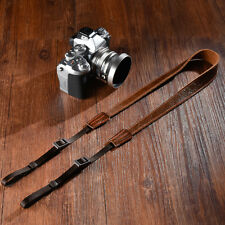 CAM-IN *26mm width* Real Leather Camera Shoulder Neck Strap Mirrorless DSLR 3593