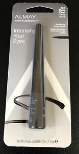 Almay Intense Liquid Liner Intensify Your Eyes #223 Black Pearl