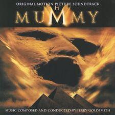 Jerry Goldsmith Mummy (soundtrack, 1999)  [CD]