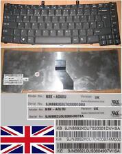 Clavier Qwerty UK ACER D620 TM4520 NSK-AGK0U NSK-AGL0U 9J.N8882.K0U 9J.N8882.L0U
