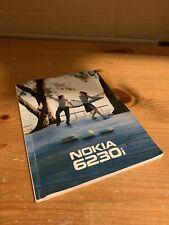 Nokia 6230i Owners Handbook Manual Original 2005 English. (108 Pages )