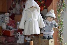 Vêtements Filles (0-24 Mois) Fff Manteau De Tartine Et Chocolat Taille 6 12 Mois 1 An Tbe Bébé, Puériculture