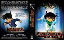 Case Closed - Detective Conan (Season 11 - 15) ~ All Region ~ Brand New & Seal ~