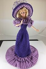 Hand Made Historical Gown, Gibson Girl Gown From Paradise Publications, Ages 8+
