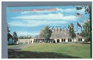IN POSTCARD S_6736 HOOSIER 4-H LEADERSHIP CENTER, WEST LAFAYETTE, IN