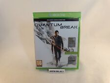 QUANTUM BREAK di REMEDY MICROSOFT XBOX ONE PAL EUR ITA  ITALIANO NUOVO SIGILLATO