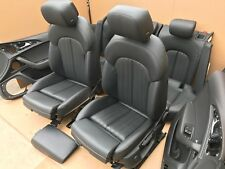 Audi A6 4G S6 Lederausstattung Leder Sitze Leather S-Line Airbags Seats TOP