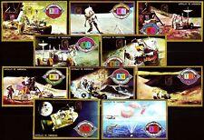 Vers Al qiwain 1972 ** mi.563/72 B spatiale space Apollo