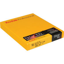 "Kodak 4x5"" Ektar 100 Color Negative Print Film (10 Sheets) / Fresh Dated"