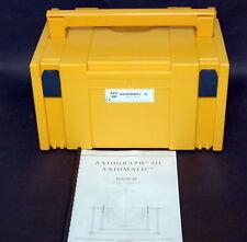 SAM Dental Axiograph III AXO 500 Gelenksvermessung - Im Koffer # 100