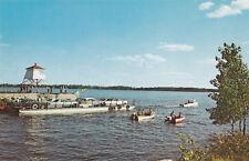 Traversier Lac des Deux-Montagnes OKA - COMO Quebec Canada Beauchamp Postcard