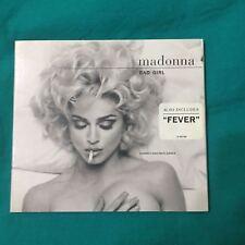 Madonna - Bad Girl EP Digipack