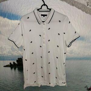 Damen Poloshirt Tommy Hilfiger   Gr 2XL     Modern LOGO  Schick