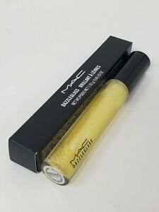 New Authentic MAC Cosmetics Dazzleglass Gloss Full Size Goldyrocks