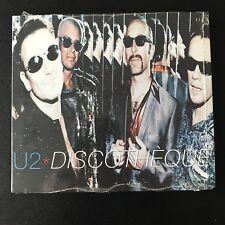 U2 - Discotheque Digipack Cd Single PopMart LONG OOP Shrinkwrapped