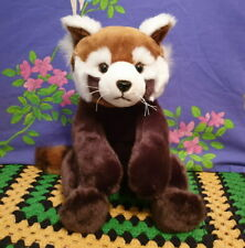 *Sitting plush 30cm RED PANDA Royale from the Korimco KIngdom Collection*