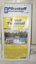 Pikestuff HO Scale Truck Terminal Kitbasher Series Kit Item #541-5001 NIP