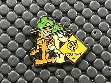 pins pin BD CHAT CAT GARFIELD 1978 SCOUTS