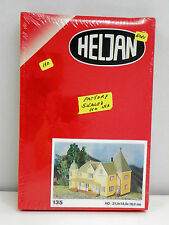 "HELJAN HO U/A ""EUROPEAN HOME"" PLASTIC MODEL KIT #135 NEW OLD STOCK SEALED"