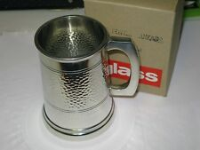 "Dunlop Pewter Tankard ""Keep Your Eye On The Ball"" Dunlop 65"