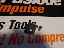 """""""USED"""" Paslode Part #  900382 - Back Plate Insert + screw (for use with 900400)"""