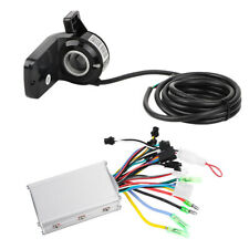Thumb Throttle 350W Regulator Silent Controller Eletric Scooter Controller Lcd