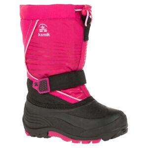 Kamik Youth Snowfall Boot      NF4209S