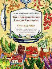 The Thousand Recipe Chinese Cookbook by Gloria Bley Miller (Hardback, 1984)