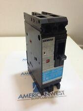 Siemens ED42B125 125 AMP 2 Pole 480 VAC Circuit Breaker Used