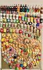 Dollhouse Miniature Food Drink Lot (8) Piece 1:6 - 1:12 Scale