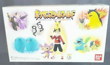 Pokemon Scale World Johto Region Set Bandai Japan NEW ***