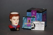 Star Trek Voyager Captain Janeway Figural Mug by Applause