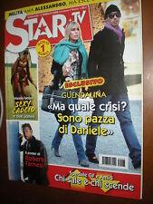 Star Tv.DANIELE INTERRANTE & GUNDALINA CANESSA,ROBERTO FARNESI,DANIELE BOSSARI,h